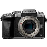 Panasonic LUMIX DMC-G7 Silber - Digitalkamera