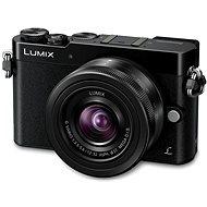 Panasonic LUMIX DMC-GM5 čierny + objektív 12-32 mm