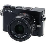 Panasonic LUMIX DMC-GM5 černý + objektiv 15mm