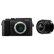 Panasonic LUMIX DMC-GX8 černý + objektiv 14-42mm/F3.5-5.6 ASPH - Digitální fotoaparát