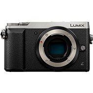 Panasonic LUMIX DMC-GX80, silbernes Gehäuse - Digital-Kamera