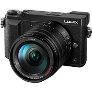 Panasonic LUMIX DMC-GX80 black + 14-140 mm lens