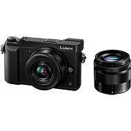 Panasonic LUMIX DMC-GX80 black + 12-32 mm Lens + 35-100 mm lens