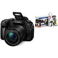 Panasonic LUMIX DMC-G80 + objektiv 12-60mm + Alza Foto Starter Kit