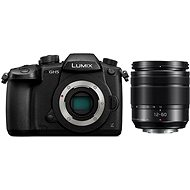 Panasonic LUMIX DMC-GH5 + Lumix G Vario 12-60 mm F3.5-5.6 ASPH