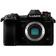 Panasonic LUMIX DC-G9 - Digitální fotoaparát
