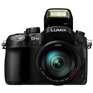 Panasonic LUMIX DMC-GH4 Digital Camera + LUMIX GX VARIO 12-35 mm (F2.8) Lens - Digital Camera