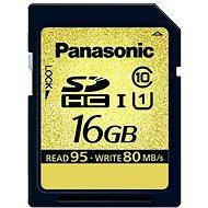 Panasonic SDHC UHS Speed ??Class 16 GB ich für Gold