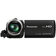 Panasonic HC-V180EP-K black - Digital Camcorder