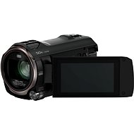 Panasonic HC-V770EP-K Black - Digital Camcorder
