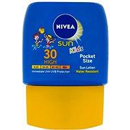 NIVEA Sun Kids Pocket Size SPF30 50 ml - Mléko na opalování