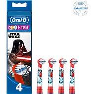 Oral-B Kids StarWars náhradní hlavice 4ct