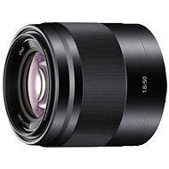 Sony 50mm F1.8 black