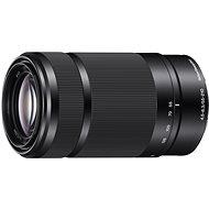 Sony 55-210mm F4.5–6.3 černý - Objektiv