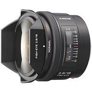 SONY 16mm F2.8 Fish Eye - Objektiv