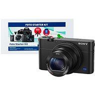 SONY DSC-RX100 IV + Alza Foto Starter Kit