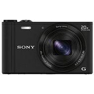 Sony CyberShot DSC-WX350 Black - Digital Camera