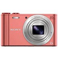 Sony CyberShot DSC-WX350 ružový