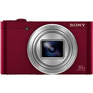 Sony Cybershot DSC-WX500 rot
