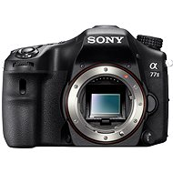 SONY Alpha 77M II - Body - DSLR Camera