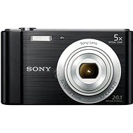 Sony CyberShot DSC-W800 čierny