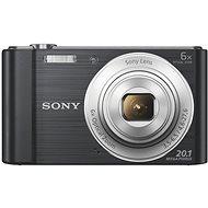 Sony Cybershot DSC-W810 schwarz