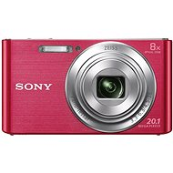 Sony Cybershot DSC-W830i Rosa - Digitalkamera