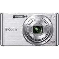 Sony CyberShot DSC-W830S silver - Digital Camera