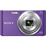 Sony CyberShot DSC-W830V violet