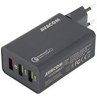 AVACOM HomeMAX 2 s Qualcomm Quick Charge 2.0 černá