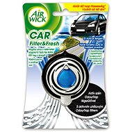 AIRWICK CAR Filter & Fresh Scent new car and the freshness of the ocean 3 ml