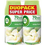 Airwick Freshmatic náplň DUO Biele kvety frézie 2x 250 ml