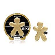 Mr&Mrs Fragrance Niki zlatá – Gold Wood - Osvěžovač vzduchu