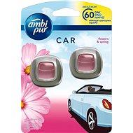 AMBI PUR Car Flower & Spring 2x2ml - Osvěžovač vzduchu