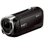 Sony HDR-CX240EB fekete - Digitális videókamera