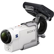 Sony ActionCam FDR-X3000RFDI + grip na prst AKAFGP1 - Digitální kamera