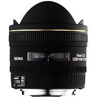 Sigma 10 mm F2,8 EX DC HSM Fisheye Pentax - Objektiv