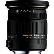Sigma 17-50 mm F2,8 EX DC HSM Pentax