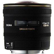 SIGMA 4,5mm F2.8 EX DC CIRCULAR FISHEYE HSM for Canon