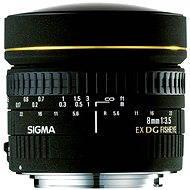 SIGMA 8mm F3,5 EX DG FISHEYE CIRCULAR pro Canon