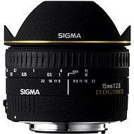 SIGMA 15mm F2.8 EX DG FISHEYE pre Canon