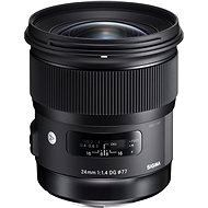 Sigma 24 mm F1.4 DG HSM for Canon ART