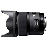 SIGMA 35 mm F1.4 DG HSM ART pre Nikon - Objektív