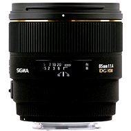 Sigma 85 mm F1.4 EX DG HSM für Sony