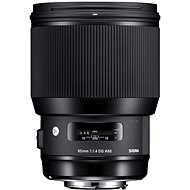 Sigma 85 mm F1.4 DG HSM Art for Canon