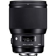 SIGMA 85 mm F1.4 DG HSM Art pre Canon