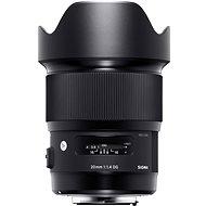 SIGMA 20mm F1.4 DG HSM ART Canon - Objektiv