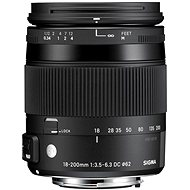 SIGMA 18-200 mm F3.5-6.3 DC MACRO OS HSM for Canon (Contemporary Series)