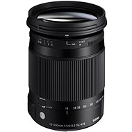 SIGMA 18-300 mm F3.5-6.3 DC MACRO OS HSM for Canon (Contemporary Series)