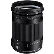 SIGMA 18-300mm F3.5-6.3 DC MACRO HSM pro Sony (řada Contemporary) - Objektiv
